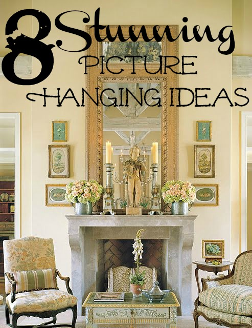 How To Hang Pictures on Picture Hanging Idea  id=59176
